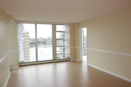 R2331932 - 2105 1228 MARINASIDE CRESCENT, Yaletown, Vancouver, BC - Apartment Unit