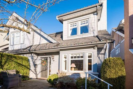 R2332058 - 4475 W 9TH AVENUE, Point Grey, Vancouver, BC - Townhouse