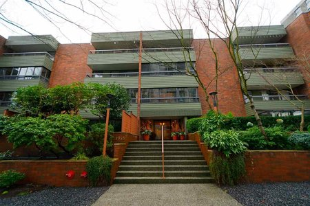 R2332075 - 205 1355 HARWOOD STREET, West End VW, Vancouver, BC - Apartment Unit