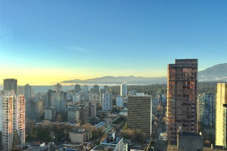 R2332087 - 2304 738 BROUGHTON STREET, West End VW, Vancouver, BC - Apartment Unit