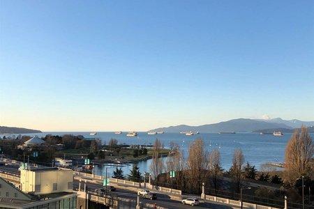R2332129 - 1406 907 BEACH AVENUE, Yaletown, Vancouver, BC - Apartment Unit