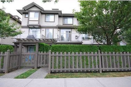R2332140 - 21 6388 ALDER STREET, McLennan North, Richmond, BC - Townhouse