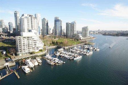 R2332300 - 2501 1495 RICHARDS STREET, Yaletown, Vancouver, BC - Apartment Unit