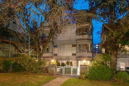 R2332315 - 202 2287 W 3RD AVENUE, Kitsilano, Vancouver, BC - Apartment Unit