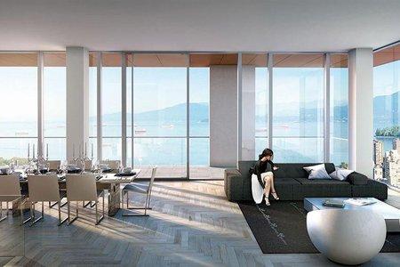 R2332399 - 4901 1480 HOWE STREET, Yaletown, Vancouver, BC - Apartment Unit