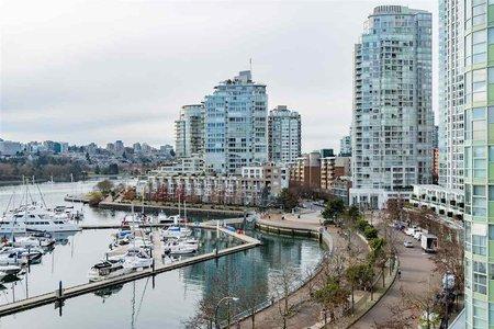 R2332417 - 905 1067 MARINASIDE CRESCENT, Yaletown, Vancouver, BC - Apartment Unit