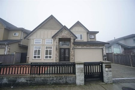 R2332421 - 8897 ASH STREET, Garden City, Richmond, BC - House/Single Family
