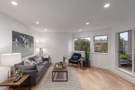 R2332436 - 105 1365 W 4TH AVENUE, False Creek, Vancouver, BC - Apartment Unit