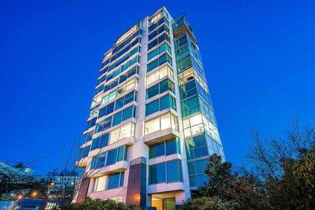 R2332460 - 401 1550 W 15TH AVENUE, Fairview VW, Vancouver, BC - Apartment Unit