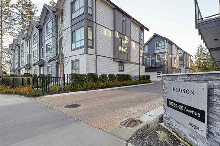 R2332493 - 10 16760 25 AVENUE, Grandview Surrey, Surrey, BC - Townhouse