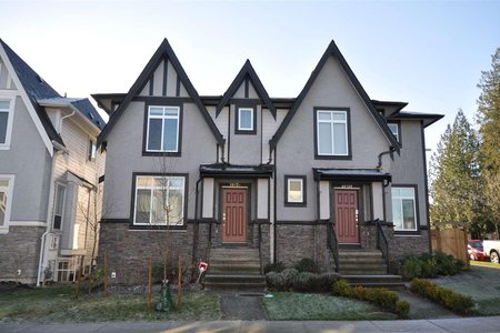 R2332543 - 20924 80A AVENUE, Willoughby Heights, Langley, BC - Row House (Non-Strata)