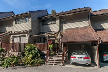R2332595 - 1544 WOODS DRIVE, Capilano NV, North Vancouver, BC - Townhouse