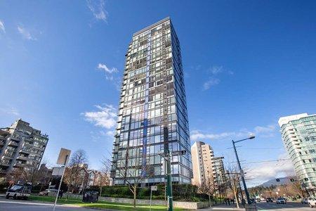 R2332615 - 1407 1723 ALBERNI STREET, West End VW, Vancouver, BC - Apartment Unit