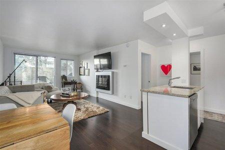 R2332834 - 105 1867 W 3RD AVENUE, Kitsilano, Vancouver, BC - Apartment Unit