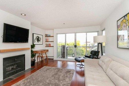 R2332856 - 204 1963 W 3RD AVENUE, Kitsilano, Vancouver, BC - Apartment Unit
