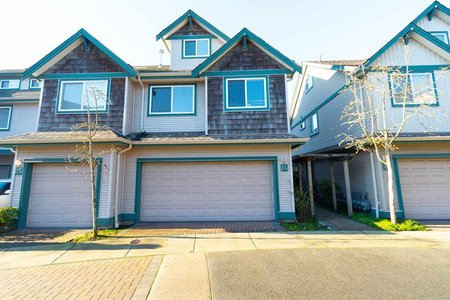 R2332945 - 24 10411 HALL AVENUE, West Cambie, Richmond, BC - Townhouse
