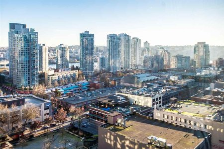 R2333010 - 2105 939 HOMER STREET, Yaletown, Vancouver, BC - Apartment Unit