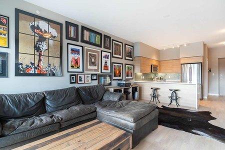R2333026 - 405 317 BEWICKE AVENUE, Hamilton, North Vancouver, BC - Apartment Unit