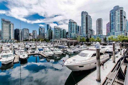 R2333223 - 1206 588 BROUGHTON STREET, Coal Harbour, Vancouver, BC - Apartment Unit