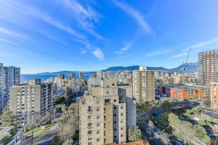 R2333402 - 1206 1250 BURNABY STREET, West End VW, Vancouver, BC - Apartment Unit