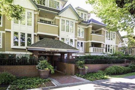 R2333466 - N204 628 W 13TH AVENUE, Fairview VW, Vancouver, BC - Apartment Unit