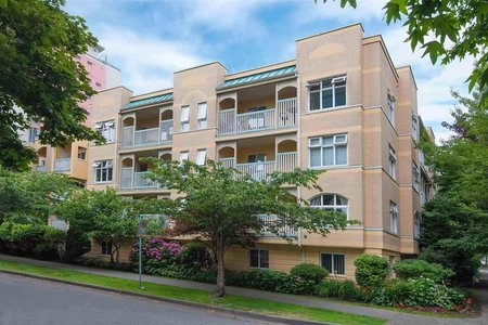 R2333520 - 308 1125 GILFORD STREET, West End VW, Vancouver, BC - Apartment Unit
