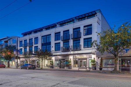 R2333636 - 101 4355 W 10TH AVENUE, Point Grey, Vancouver, BC - Apartment Unit