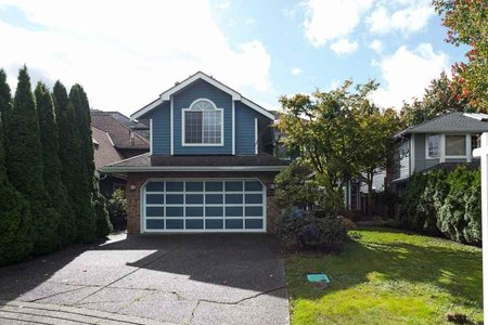 R2333678 - 3760 CUNNINGHAM DRIVE, West Cambie, Richmond, BC - House/Single Family