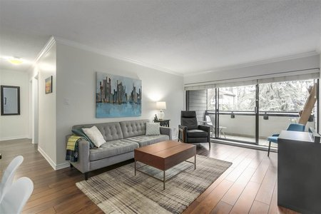R2333723 - 303 1710 W 13TH AVENUE, Fairview VW, Vancouver, BC - Apartment Unit