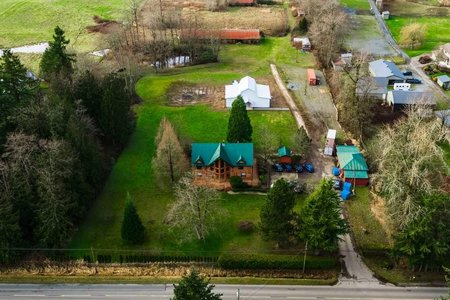 R2333729 - 1247 224 STREET, Campbell Valley, Langley, BC - House with Acreage