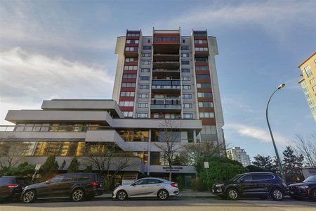 R2333810 - 603 1515 EASTERN AVENUE, Central Lonsdale, North Vancouver, BC - Apartment Unit
