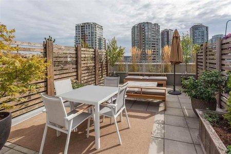 R2333860 - 804 33 W PENDER STREET, Downtown VW, Vancouver, BC - Apartment Unit