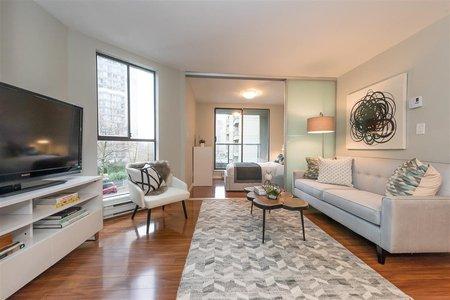R2333939 - 416 1040 PACIFIC STREET, West End VW, Vancouver, BC - Apartment Unit