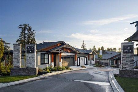 R2334086 - 19 3618 150 STREET, Morgan Creek, Surrey, BC - Townhouse