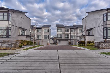 R2334139 - 14 14057 60A AVENUE, Sullivan Station, Surrey, BC - Townhouse