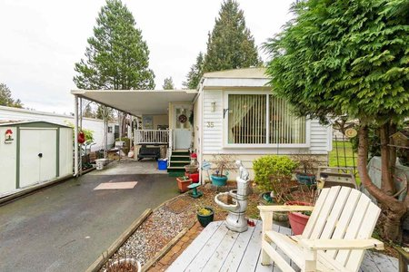 R2334156 - 35 7790 KING GEORGE BOULEVARD, East Newton, Surrey, BC - Manufactured
