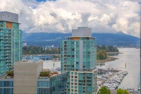 R2334167 - 1114 1333 W GEORGIA STREET, Coal Harbour, Vancouver, BC - Apartment Unit