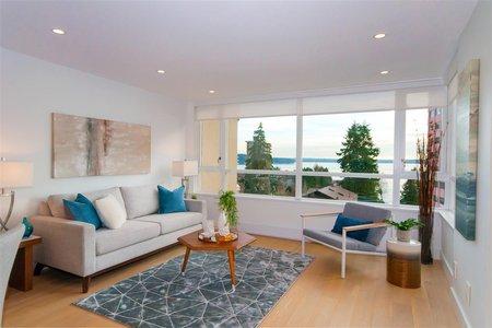 R2334296 - 602 2203 BELLEVUE AVENUE, Dundarave, West Vancouver, BC - Apartment Unit