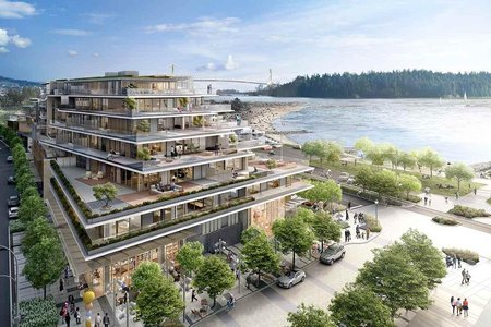 R2334332 - 201 1355 BELLEVUE AVENUE, Ambleside, West Vancouver, BC - Apartment Unit