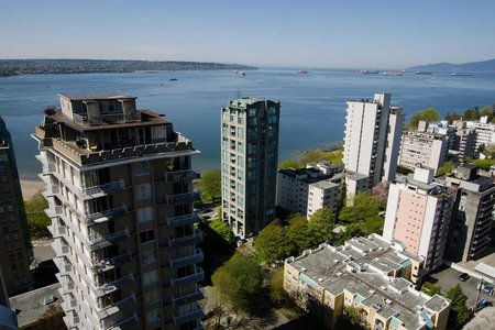 R2334447 - 2101 1850 COMOX STREET, West End VW, Vancouver, BC - Apartment Unit