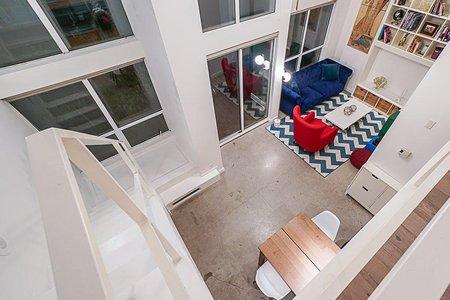 R2334475 - 201 933 SEYMOUR STREET, Downtown VW, Vancouver, BC - Apartment Unit