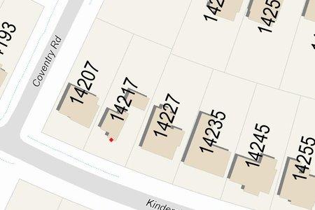 R2334479 - 14217 KINDERSLEY DRIVE, Bolivar Heights, Surrey, BC - House/Single Family