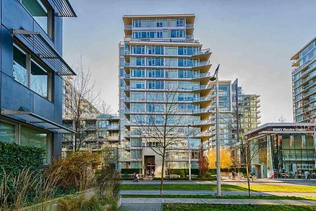 R2334583 - 1103 138 W 1ST AVENUE, False Creek, Vancouver, BC - Apartment Unit