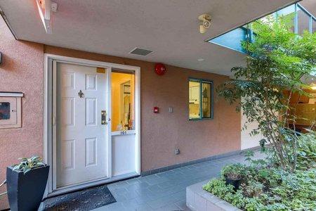 R2334585 - 101 988 W 16TH AVENUE, Cambie, Vancouver, BC - Apartment Unit