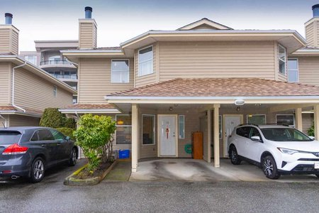 R2334690 - 13 8531 BENNETT ROAD, Brighouse South, Richmond, BC - Townhouse