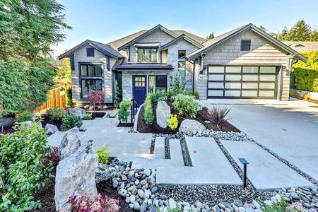 R2334783 - 4477 RUSKIN PLACE, Forest Hills NV, North Vancouver, BC - House/Single Family