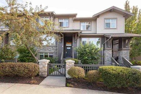 R2334902 - 18 10605 DELSOM CRESCENT, Nordel, Delta, BC - Townhouse