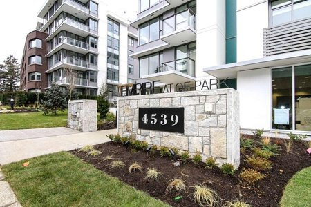 R2334953 - 101 4539 CAMBIE STREET, Cambie, Vancouver, BC - Apartment Unit