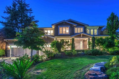 R2335171 - 14519 MANN PARK CRESCENT, White Rock, White Rock, BC - House/Single Family