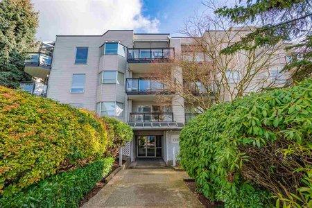 R2335329 - 106 1550 CHESTERFIELD AVENUE, Central Lonsdale, North Vancouver, BC - Apartment Unit